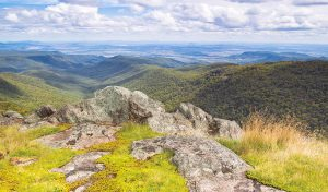 Eckfords lookout, Mount Kaputar National Park
